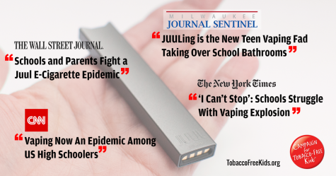 The Teen Vaping Trend