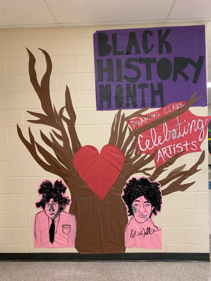 Black History Artists