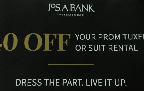 Jos. A. Bank: Prom Rep ID#- 8443841