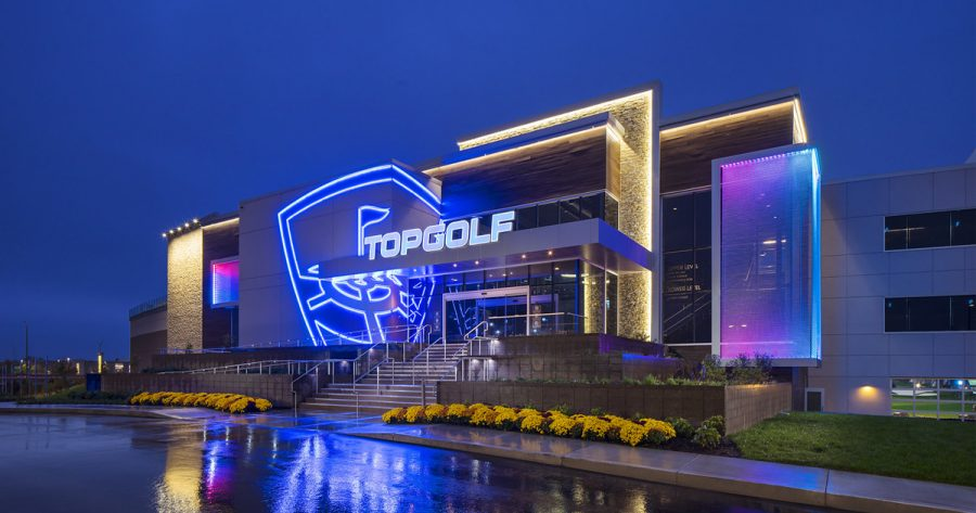 Topgolf Made Its Way To Myrtle Beach!