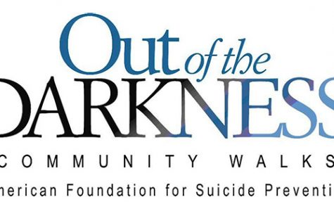 Panther Ambassadors – Out of the Darkness Walk