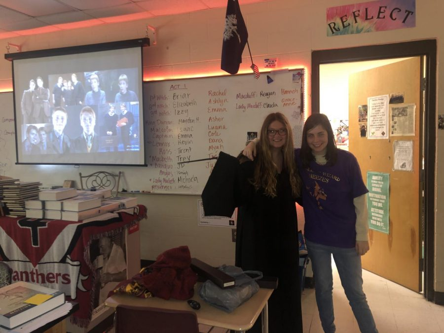 Harry Potter Club At CFHS