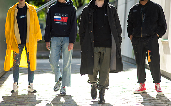 The Evolution of Streetwear
