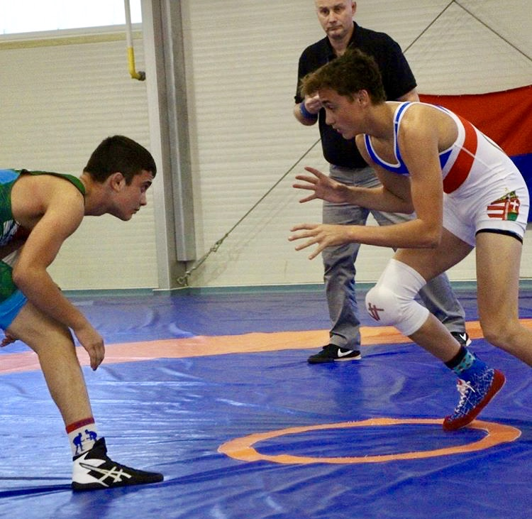 Wrestling+with+Team+USA+-+Isaiah+Poppe