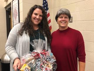 Morgan Bane: CFHS Teacher of the Year