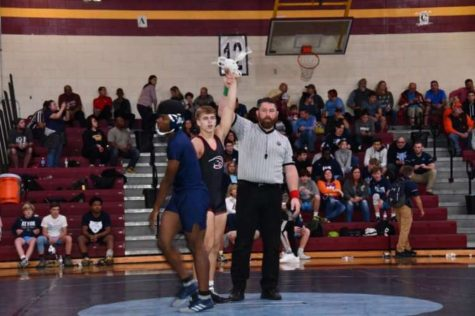 Wrestling with Team USA – Isaiah Poppe