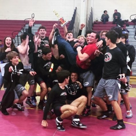 Carolina Forest Wrestling - #Champs