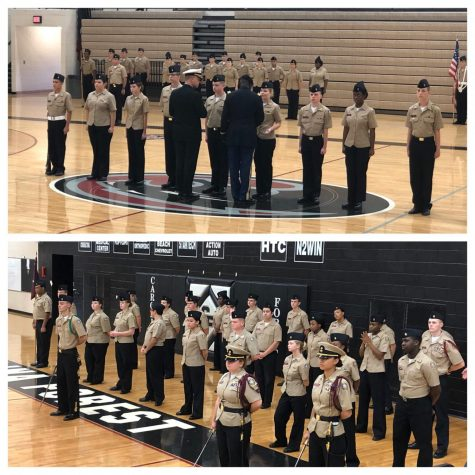 The NJROTC Program At CFHS
