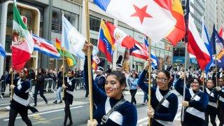 Hispanic Heritage Month, NBC News
